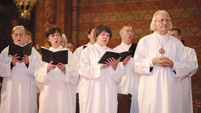 A Szentírás lelkét énekelve