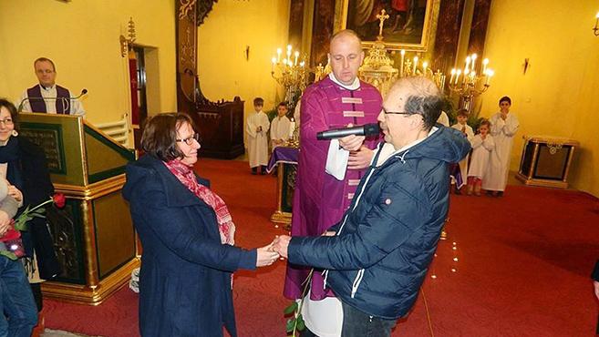Szentmise a családokért Nagyváradon