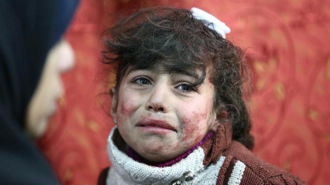 Ferenc pápa sürgető felhívása a szíriai békéért