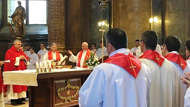 Lelkipásztori találkozó Szent Ágota emléknapján