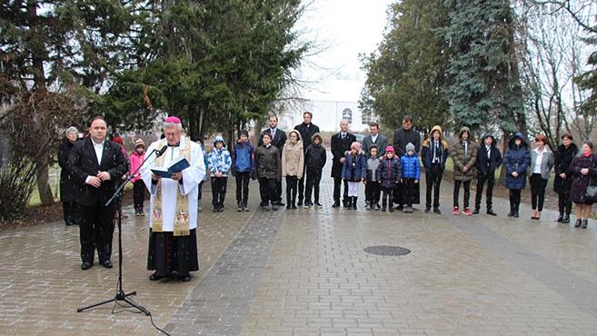 Megújult a Vitéz János német nemzetiségi katolikus iskola