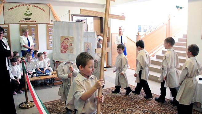 Megújult az edelényi görögkatolikus óvoda