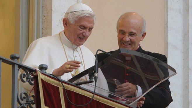 A pápa lemondása hősies tett volt