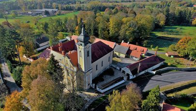 Spányi Antal püspök adománya