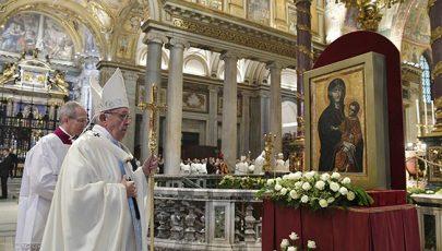 Boldogságos Szűz Mária, az Egyház Anyja
