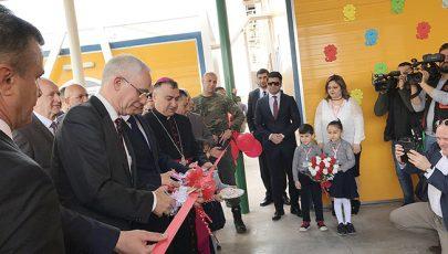 Célba ért a magyar hívek adománya az iraki Erbílben