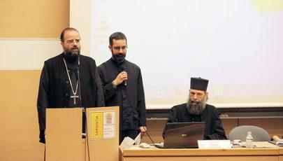 Konferenciát tartottak a Jézus-imáról