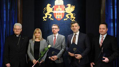 A főváros sajtódíjában részesült a Magyar Katolikus Rádió