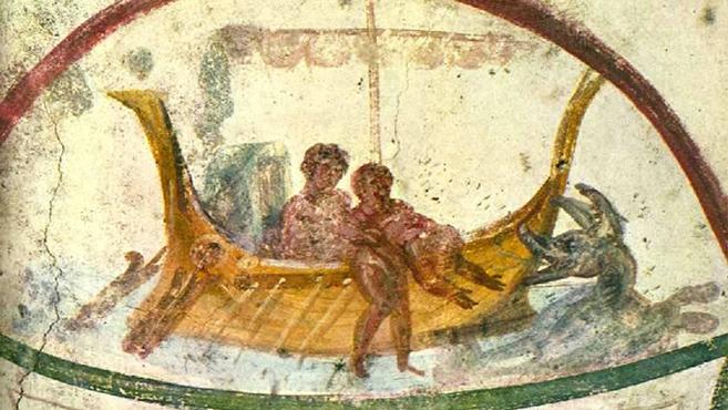 Róma katakombái a krisztusi élet húsvéti hírnökei