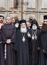 Újra nyitva a jeruzsálemi Szent Sír-bazilika