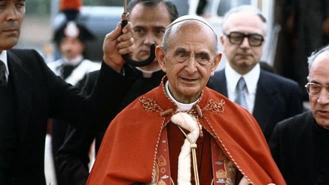 Szentté avatják a párbeszéd pápáját