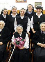 Elhunyt Szilágyi Vilma Mária kalocsai iskolanővér