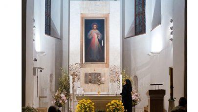 Az isteni irgalmasság kegyképének ismeretlen története