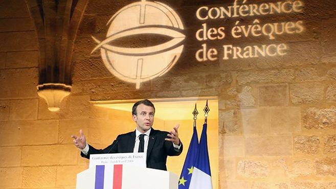 Franciaországnak szüksége van az Egyházra
