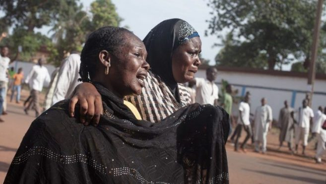 A szentatya békefelhívásaa közép-afrikai merényletek után