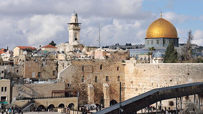 Halál a falak előtt Jeruzsálemért