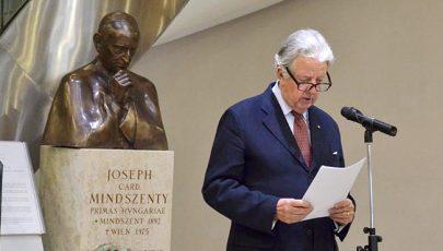 Mindszenty József bíborosra emlékeztek Bécsben