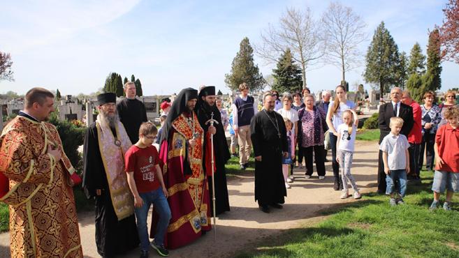 A görögkatolikusok jubileumi napja Hajdúdorogon