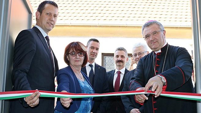 Megújult a csákvári Szent Vince Szeretetotthon