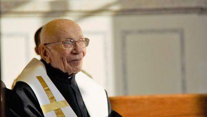 Vasmiséjét ünnepelte Kállay Emil piarista szerzetes