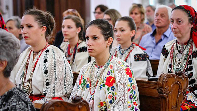 Horvát nemzetiségi nap Kalocsán