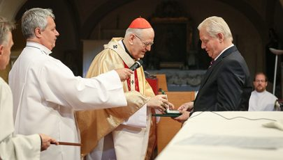 Szent Adalbert-díjat kapott Tarlós István főpolgármester