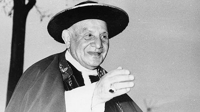 Pietro Parolin XXIII. János pápáról: