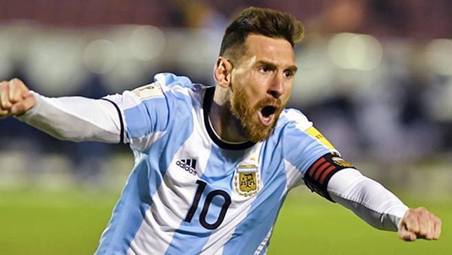 Mit ígértLionel Messi a Szűzanyának?