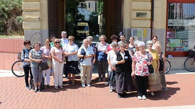 Lelkinap sekrestyéseknek Szegeden