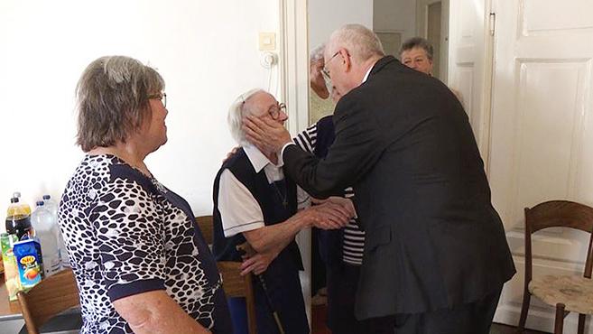 Érseki látogatás a Jó Pásztor Nővéreknél