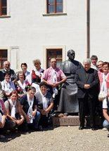 Zarándoklat Márton Áron püspök nyomában
