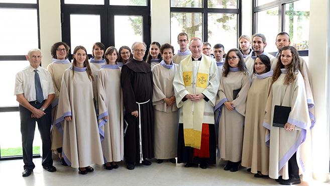 Első alkalommal látogatott vatikáni államtitkár Szerbiába