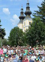 A Szent Gyermekség Műve tábora