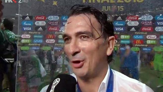 A horvát válogatott edzője a hitéből merít erőt