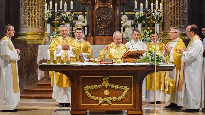 Szent László király ünnepe Győrben