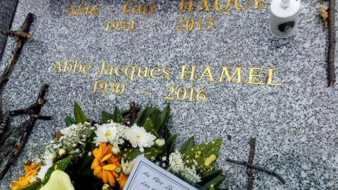 A két éve meggyilkolt Jacques Hamel atyára emlékeztek Franciaországban