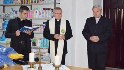 Új használtáru-karitászbolt nyílt Nagyváradon