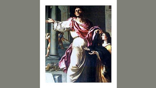 A hét szentjeSzent Pammachius agusztus 30.