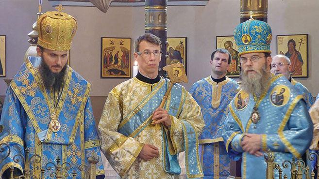 Diakónusszentelés és templomünnep Miskolcon