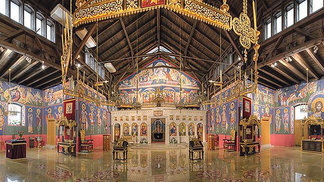 Ausztria második legnagyobb vallása az ortodox kereszténység