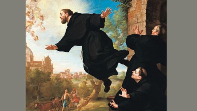 A hét szentjeCopertinói Szent József