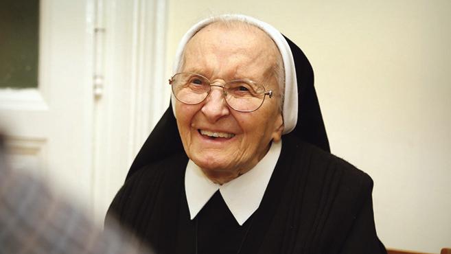 Elhunyt Hargitai M. Magna nővér