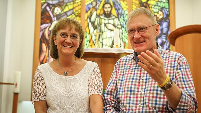 Engedni, hogy a Szentlélek működjön a házasságban