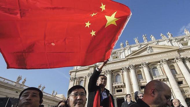 Történelmi egyezmény Kínával