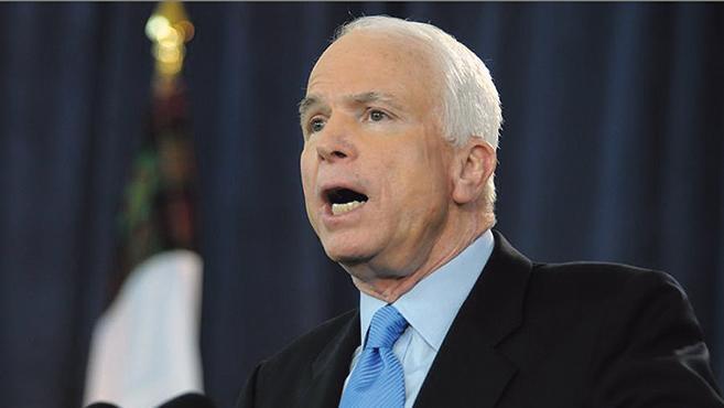 McCain, hívő háborús hős és majdnem elnök