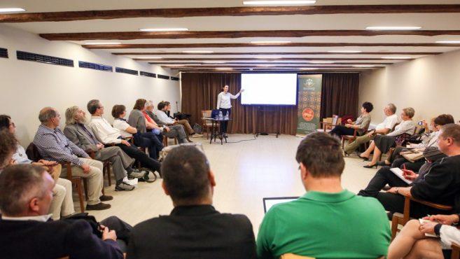 Egyházi lapok és honlapok szerkesztőinek találkozója