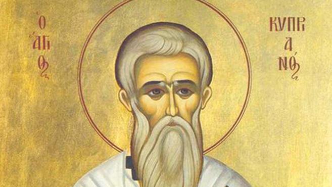 A hét szentjeSzent Ciprián