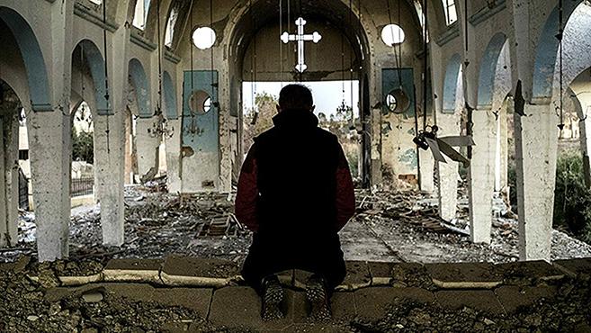 Szíriában valós veszély, hogy teljesen elüldözik a keresztényeket
