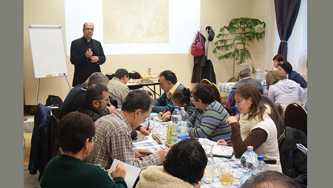 Romapasztorációs munkatársakat képez a Ceferino Intézet