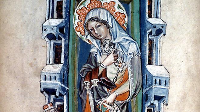 A hét szentjeSziléziai Szent Hedvig